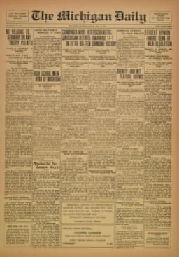 image of May 25, 1919 - number 1