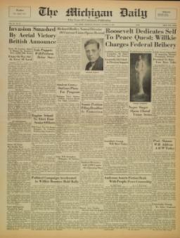 image of October 24, 1940 - number 1