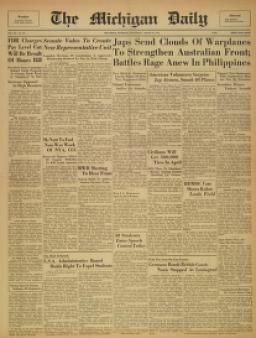 image of March 25, 1942 - number 1