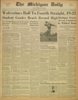 image of October 19, 1947 - number 1