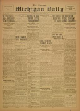 image of June 25, 1922 - number 1