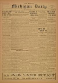 image of July 22, 1923 - number 1