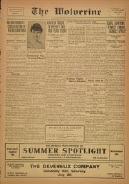 image of July 26, 1919 - number 1