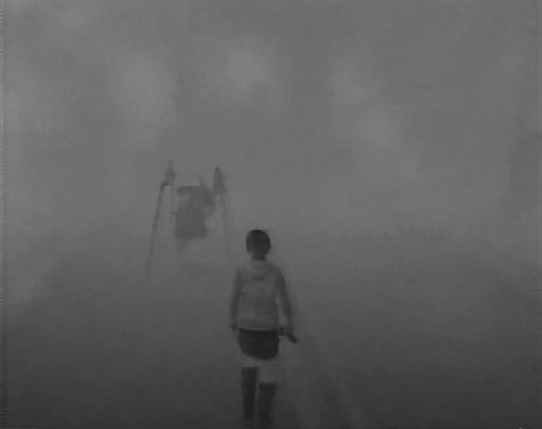 Silent hill the terror engine for 1 2 3 4 monsters walking across the floor