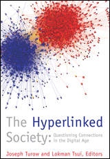 """The Hyperlinked Society: Questioning Connections in the Digital Age"" icon"