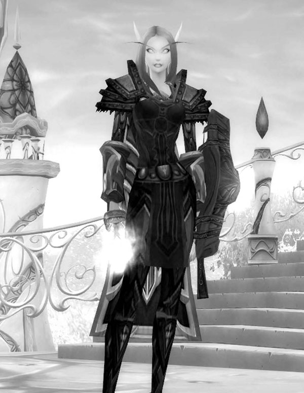 My Life as a Night Elf Priest: An Anthropological Account of