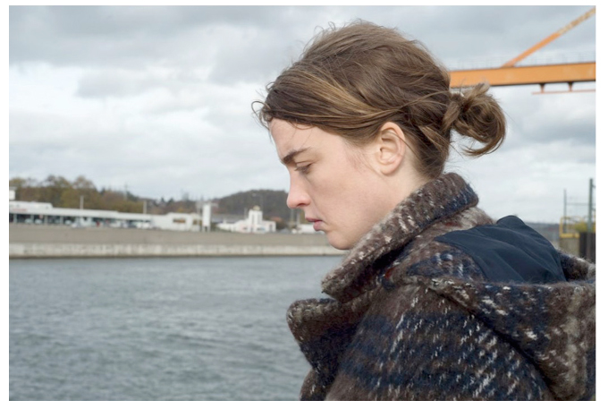 Fig. 2: Adéle Haenel as Jenny Davin in the Dardennes' The Unknown Girl.