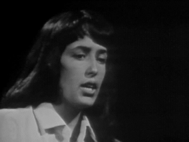 Figure 15. Joan Baez in No Direction Home.