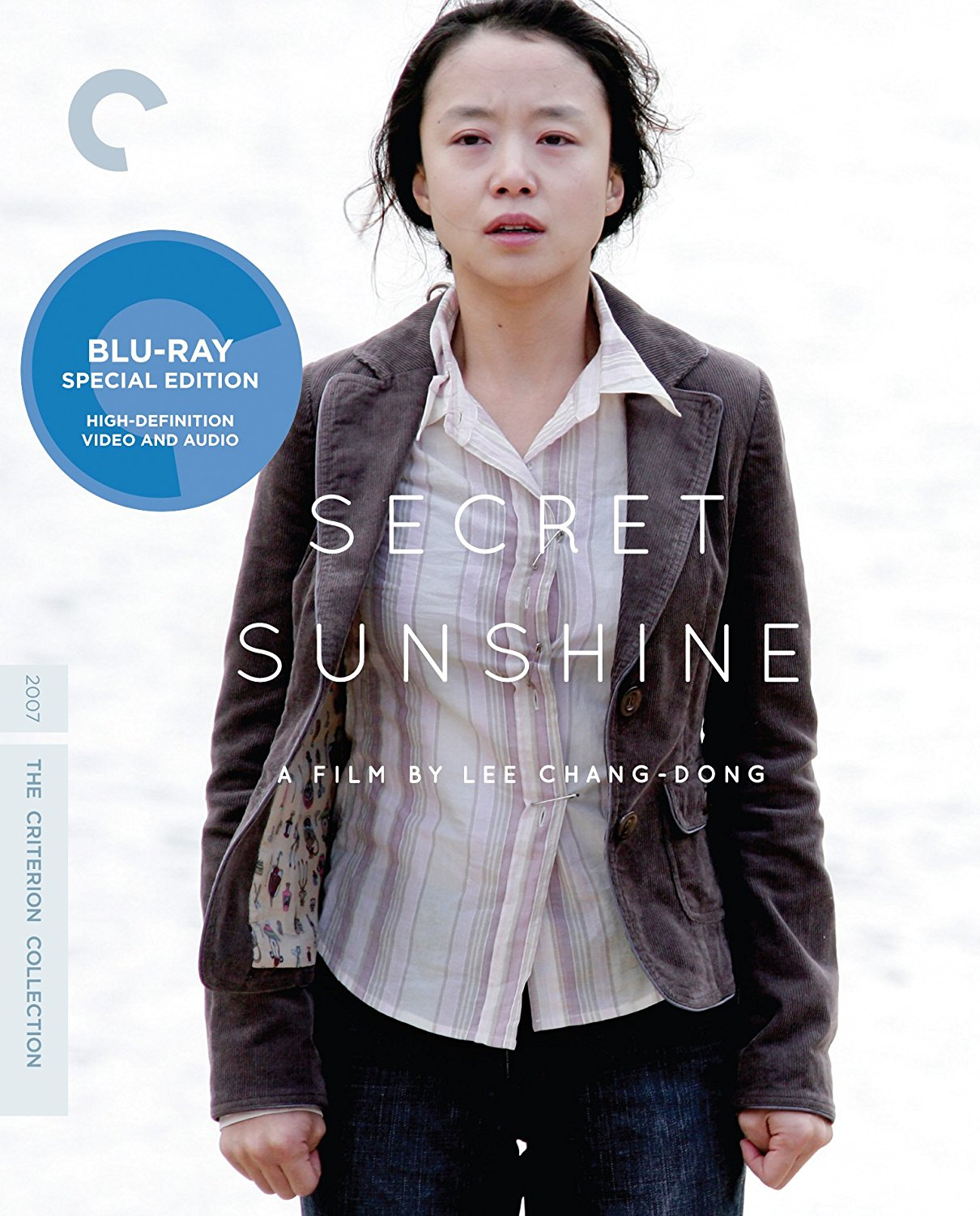 Figure 5: The Criterion Collection Blu-ray of Secret Sunshine