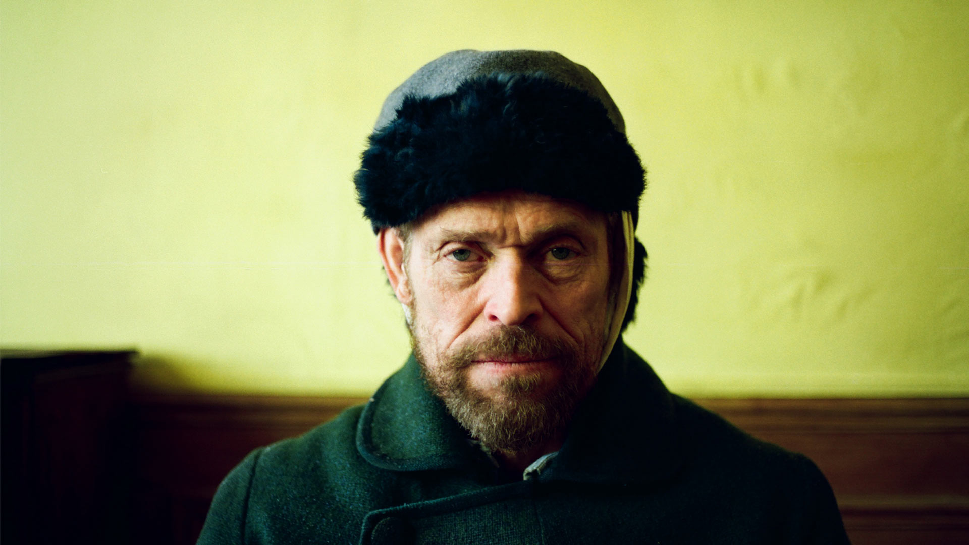 Figure 3: Willem Dafoe as Vincent Van Gogh in At Eternity's Gate.
