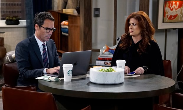 When New Democrats Grow Old:  Will and Grace (2017)