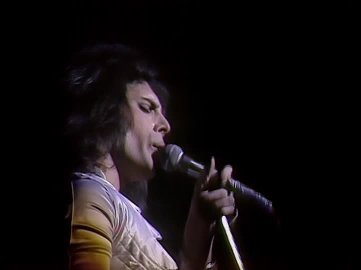 Figure 1: Freddie Mercury, a gloriously unconventional artist.