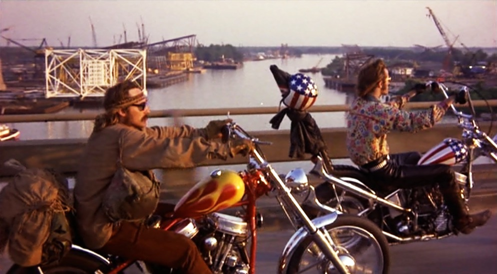 Figure 4: Wyatt and Billy in Easy Rider