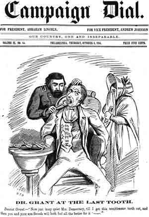 "Figure 10. ""Dr. Grant at the Last Tooth."""