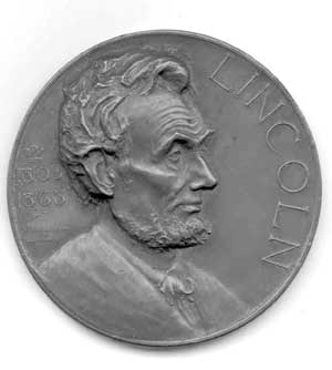 lincoln essay contests lincoln medals and the commercialization figure 1a the illinois watch company of springfield illinois distributed thousands of medals