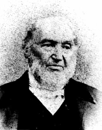 The Rev. James B. Smith, pastor of the First Presbyterian Church of Springfield and author of The Christian's Defence.