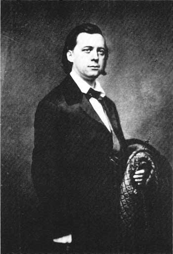 Reverend Henry Ward Beecher