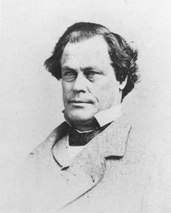 Owen Lovejoy, ally of President Lincoln