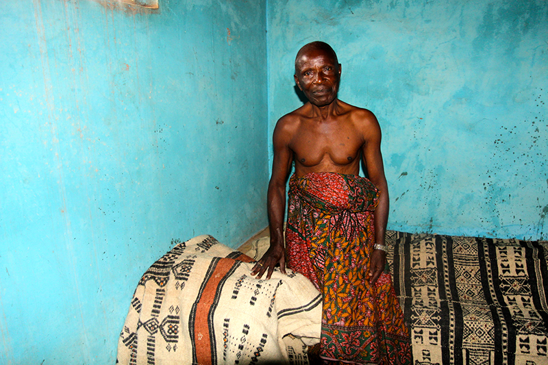 Ɛsrɛm Nnasoɔ Kassa (blanket from the Sahel Region)