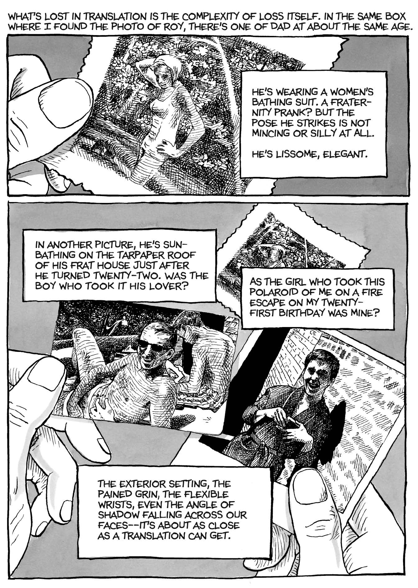 Excerpted From FUN HOME A Family Tragicomic By Alison Bechdel