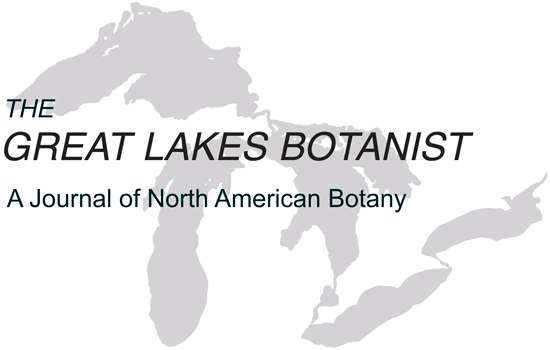 The Great Lakes Botanist