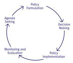 policy making cycle Expertise and the policy cycle by dr jack barkenbus energy, environment, and resources center in decision making across the policy cycle.
