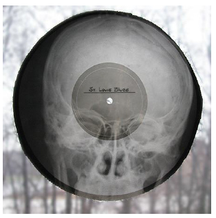 Fig. 6: Music on bones (courtesy of Piotr Trubetskoi and Igor' Belyi)