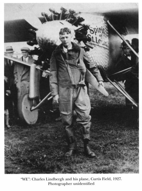 a history of charles lindbergh as one of the worlds aviation heroes and an american hero