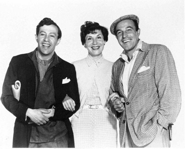 Image result for Betty Comden Singin In The Rain
