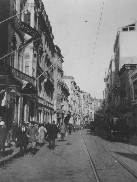 KS45.12 (12/7/19) View Of Pera Street, The