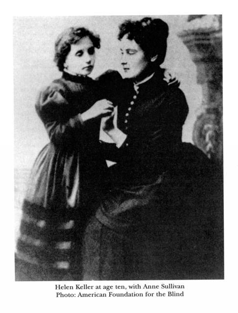 Helen Keller As A Baby