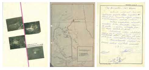 "Fig. 18 The white peace: sample pages of a report disclosed from the archives of FUNAI describing a mission conducted in northwestern Amazonia to ""pacify"" the Waimiri-Atroari."