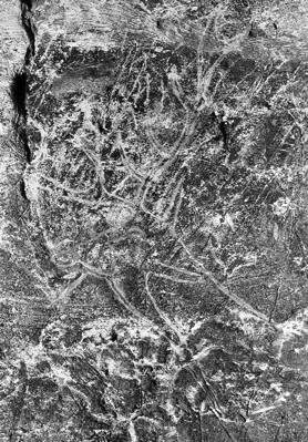 Figure 4: Enhanced detail image from the Abside of the Grotte de Lascaux, Dordogne (France)