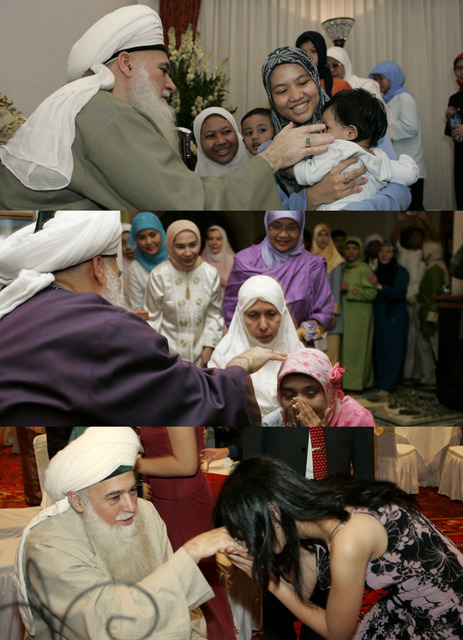 Blessing from the Shaykh Muhammad Hisham Kabbani ar Rabbani