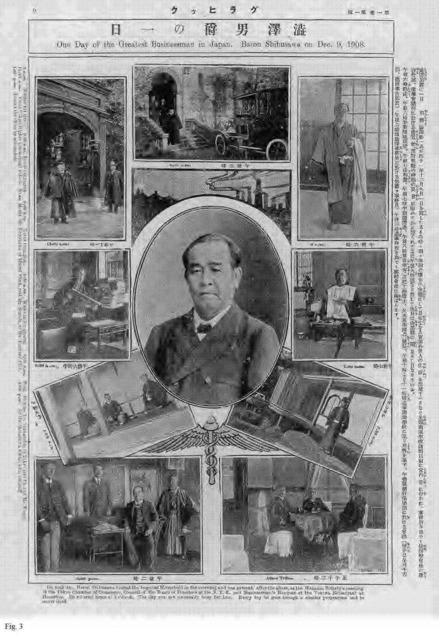"""One Day in the Life of the Greatest Businessman in Japan: Baron Shibusawa on Dec. 9, 1908"""