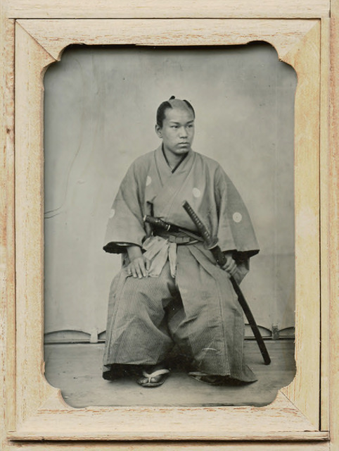 Samurai Topknot Pictures