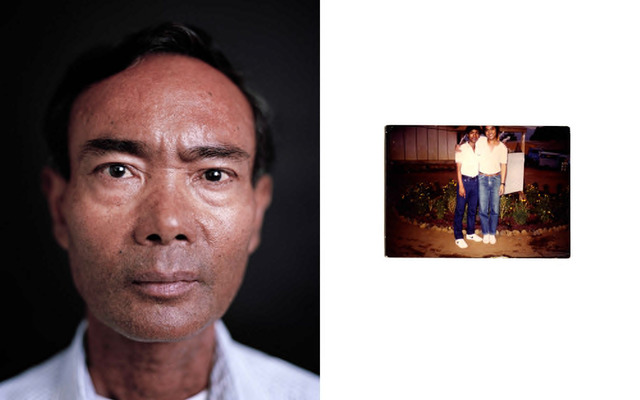 Pete Pin, Untitled, from the series Cambodian Diaspora: Memory, 2010, archival pigment print, 91 x 152 cm. Courtesy of the artist and SA SA BASSAC