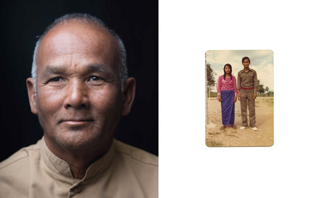 Pete Pin, Untitled, from the series Cambodian Diaspora: Memory, 2014, archival pigment print, 91 x 152 cm. Courtesy of the artist and SA SA BASSAC