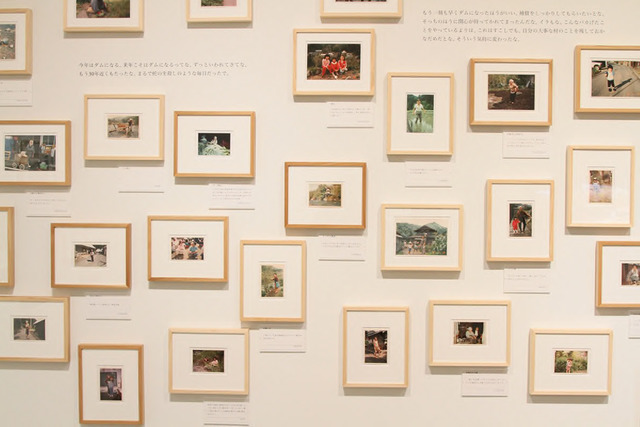 "Fig. 4. Installation shot from the exhibition ""Masuyama Tazuko: Until Everything Becomes a Photograph"", Izu Photo Museum, October 6, 2013 -July 27, 2014."