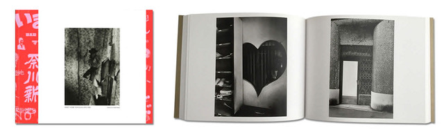 Fig. 5. Cover and page spread from Ishiuchi Miyako, Sweet Home Yokosuka 1976-1980 (New York: PPP Editions, 2010).