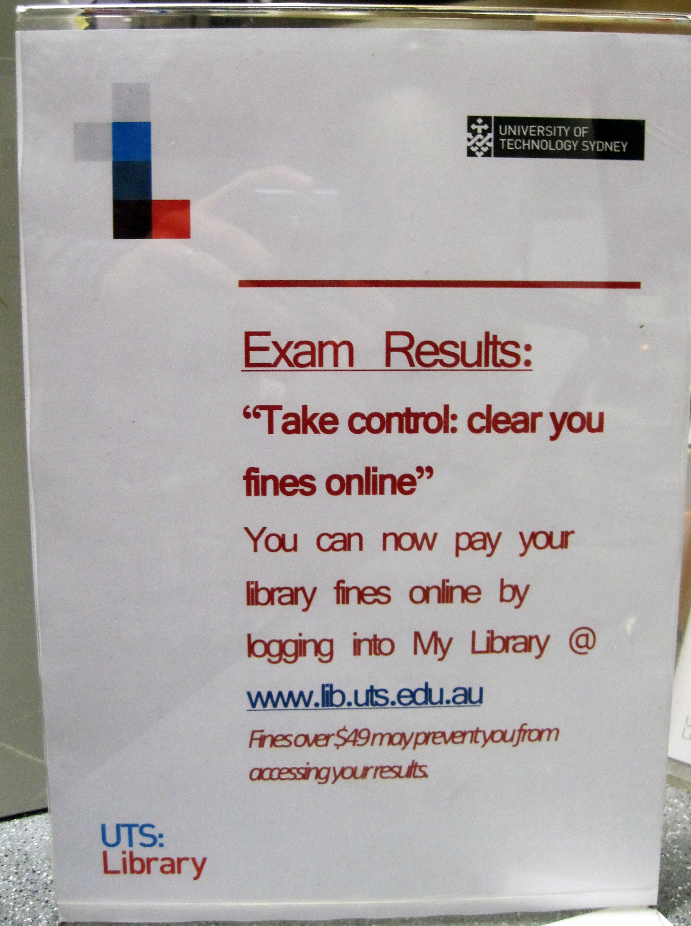 Signage by Design: A Design-Thinking Approach to Library User Experience
